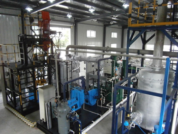 Commercial Plasma Gasification System Waste To Energy
